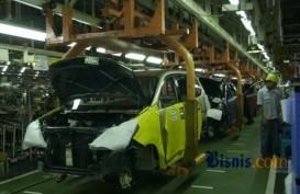 Penjualan Wholesales Daihatsu naik 8%
