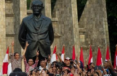 QUICK COUNT PILPRES 2014: Jokowi Sebut Prabowo-Hatta Sebagai Patriot