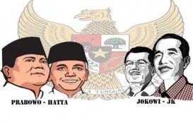 QUICK COUNT PILPRES 2014:Jokowi-JK dan Prabowo-Hatta Akan Temui SBY Malam Ini