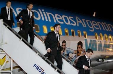PIALA DUNIA 2014: FIFA Denda Argentina Rp3,78 Miliar