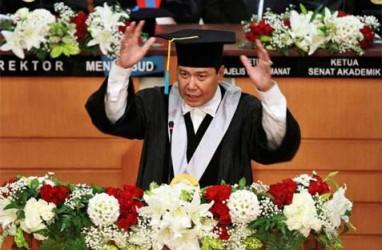CHAIRUL TANJUNG Peroleh Doktor Kehormatan dari UTM Malaysia