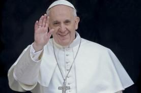 KRISIS GAZA: Paus Fransiskus Dorong Perdamaian Israel…