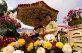 Festival Bunga Internasional Tomohon, Begini Rangkaian Kegiatannya
