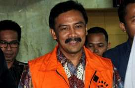 KORUPSI HAMBALANG: Andi Mallarangeng Divonis Penjara 4 Tahun