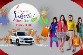 Festival Jakarta Great Sale: DKI Dapat Kado dan THR…