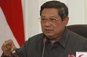 AGENDA PRESIDEN: Sore Ini, SBY Terima 5 Dubes