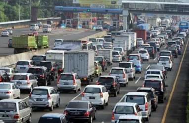 INFO LALU LINTAS: Pasca Pernyataan Prabowo, Kemacetan Lalu Lintas Terjadi Lebih Awal