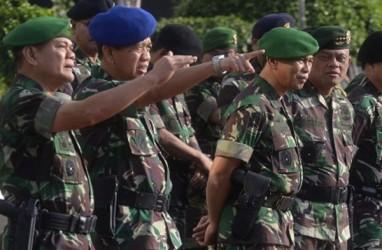 KSAD BARU: Pangkostrad Letjend Gatot Nurmantyo Resmi Gantikan Jenderal Budiman