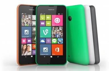 PONSEL MURAH: Microsoft Luncurkan Lumia 530