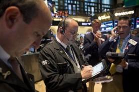 BURSA AS: Indeks S&P Naik 0,1%, Dow Jones Turun Kurang…