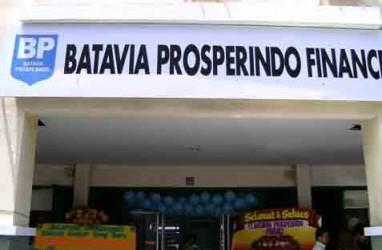 KINERJA EMITEN: Laba Batavia Prosperindo Finance Tumbuh 7,6%