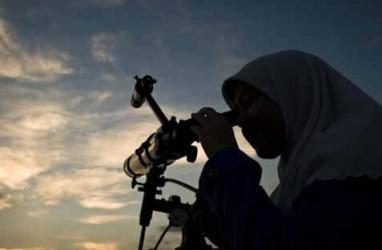 LEBARAN 2014: Penetapan 1 Syawal 1435 H Lepas Maghrib