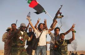 KRISIS LIBYA: 36 Orang Tewas Dalam Bentrokan
