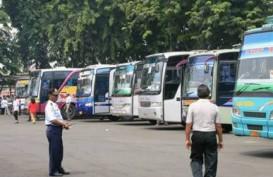 50% Lebih Bus AKAP di Merak Menuju Kalideres, Kampung Rambutan