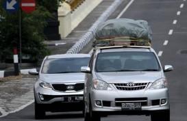 ARUS BALIK LEBARAN: Siang Hingga Sore Ini, Tol Cipularang Arah Jakarta Padat Merayap