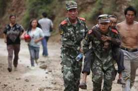Gempa China 6,5 SR, PM Li Keqiang Pimpin Upaya Pertolongan
