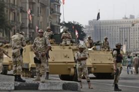 Mesir Bantah Bantuan Militer AS untuk Tumpas Demonstran