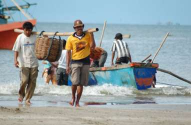 PEMBATASAN SOLAR SUBSIDI: Stok Nelayan Cukup Untuk Sebulan