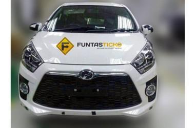 Mobil Murah Daihatsu Ayla Menjelma Jadi Perodua Axia di Malaysia