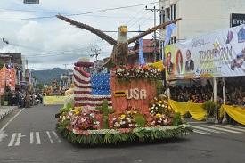 TOMOHON FLOWER FESTIVAL: Ajang Internasional, Pembangkit…