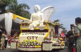 FESTIVAL BUNGA TOMOHON (TIFF) Dorong Pertumbuhan Ekonomi Masyarakat