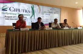 Ciputra Group Gelar Ciputra Golfpreneur Tournament