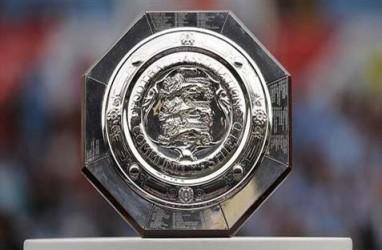 COMMUNITY SHIELD 2014: Arsenal vs Manchester City, Skor Akhir 3-0