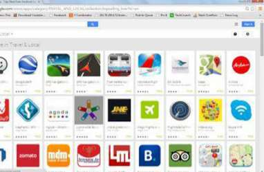 Uyora, Situs Lokal Pembanding Tarif Hotel Tembus Top List Google Play