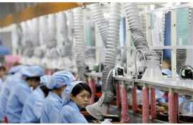 EKONOMI CHINA Juli 2014: Omset Ritel Naik 12,2%, Produksi Industri Tumbuh 9%