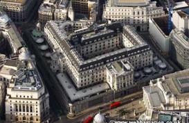 Bank Sentral Inggris (BOE) Pangkas Proyeksi Pertumbuhan Upah