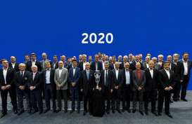 PIALA EROPA 2020: 13 Negara Jadi Tuan Rumah