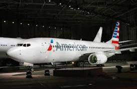 American Airlines Selesaikan 99% Klaim Kepailitan