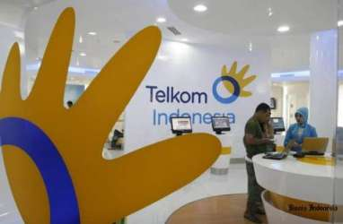 Saham Telkom Jadi Primadona Investor Asing