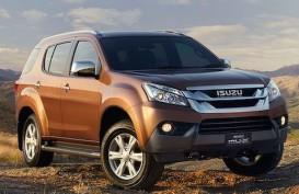 SUV MU-X Bakal Dongkrak Penjualan Isuzu