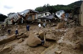 HIROSHIMA LONGSOR: Korban Jiwa Mencapai 27 Orang, Kemungkinan Bertambah