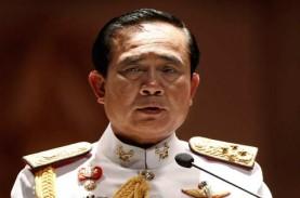 Pemimpin Kudeta Thailand Diangkat Jadi Perdana Menteri