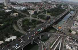 6 RUAS TOL DALAM KOTA : Jakarta Tollroad Tetap Bangun Secara Bertahap