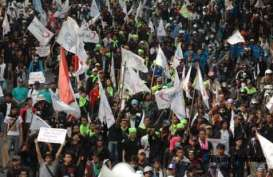 PUTUSAN MK: Polisi Klaim Tak Ada Penembakan Peluru Karet Saat Demo