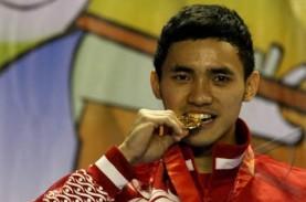 KONI DKI: Bonus Peraih emas Sea Gaems 2013 Diserahkan