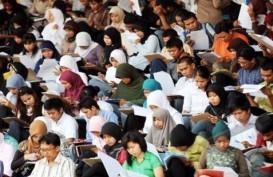 TES CPNS 2014: 7.000 Peserta Bersaing Untuk Tangerang