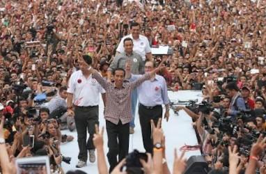Kabinet Jokowi-JK: Parpol Pendukung Belum Tahu Jatah Kursi Masing-Masing