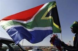 Ekonomi Afrika Selatan Kuartal II/2014 Tumbuh 0,6%