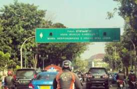 INFO LALU LINTAS: Kamis Pukul 24.00, Polisi Tutup Jalan Medan Merdeka Utara