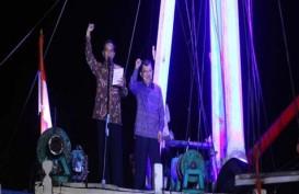 Bertemu Ketua Fraksi Parpol DPR, Jokowi Tak Bahas RAPBN