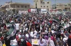 KRISIS SURIAH: Pemberontak Tahan Puluhan Pasukan PBB