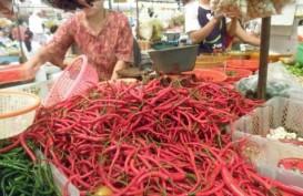 HARGA SEMBAKO: Cabai Merah Keriting Naik Rp2.000/Kg di Manado