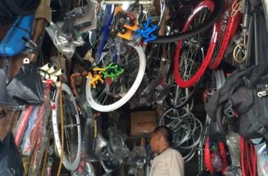 MODIFIKASI SEPEDA: Omzet Bisnis di Pasar Rumput Capai Rp35 Juta/Bulan