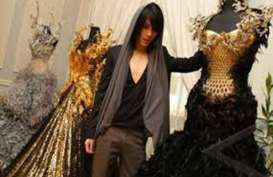 Desainer Indonesia Tex Saverio Gelar Show Tunggal Perdana Akhir 2015