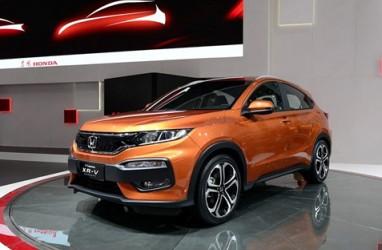 SUV Mini Honda HR-V Versi China Meluncur, Begini Sosoknya