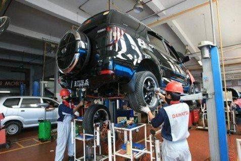 Layanan servis kendaraan bermotor - Bisnis